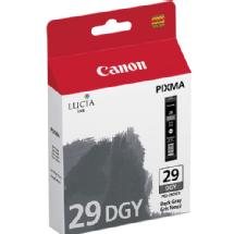 Canon PGI-29 Dark Gray Ink Cartridge