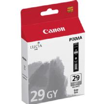 Canon PGI-29 Gray Ink Cartridge