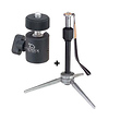 U.pod Mini Compact Tabletop Tripod/Monopod with MH-1004 Mini Ballhead