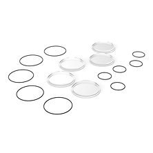 XD 1080 & XD720 Clear Lens Cover Kit (5-Pack) Image 0