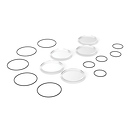 Replay XD | XD 1080 Mini & XD720 Clear Lens Cover Kit (5-Pack) | 20-RPXD1080M-LENS-CLEAR-5