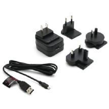 Replay XD USB 1A DC Wall Charger World Kit