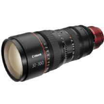 Canon CN-E 30-300mm T2.95-3.7 L S EF Mount Cinema Zoom Lens