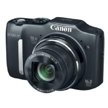 Canon PowerShot SX160 IS - Black