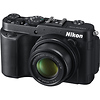 Nikon Coolpix P7700 Digital Camera - Black