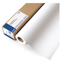 Cold Press Bright Textured Matte Paper (44 In. x 50 ft. Roll) Image 0