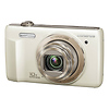 Olympus VR-340 Digital Camera (White)