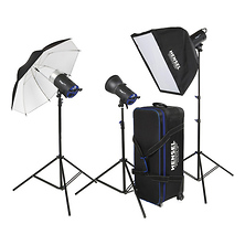 Integra Mini 900 3 Light Kit Image 0