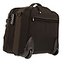Crumpler Flaked Extravaganza Rolling Bag (Black)