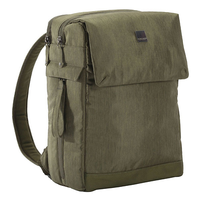 Montgomery Street Backpack (Olive Green) Image 0