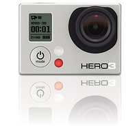 GoPro | HERO3: White Edition Camera | CHDHE301