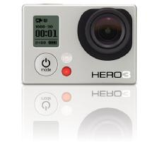 GoPro HERO3: White Edition Camera