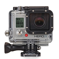 GoPro | HERO3: Silver Edition Camera | CHDHN301