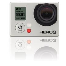 GoPro HERO3: Black Edition Camera (Surf Kit)