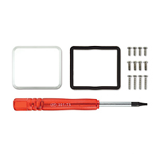 Glass Lens Replacement Kit for HERO 3 Housing Image 0