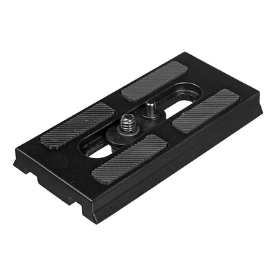 Slide-In Video Quick Release Plate for AD71FK5 Video Heads Image 0