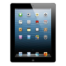 Apple | 64GB iPad with Retina Display and Wi-Fi + 4G LTE (4th Gen, AT&T, Black) | MD518LLA