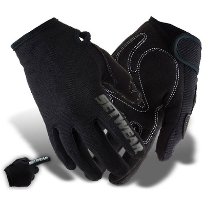 Stealth Light Duty Gloves (Medium - Size 9) Image 0