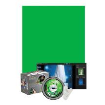 Westcott Illusions Photo Green Screen Software Standard Bundle
