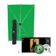 Westcott Illusions Erin Manning Green Screen Creation Kit