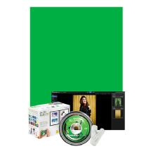Westcott Illusions Photo Green Screen Software Lite Bundle