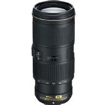 Nikon AF-S 70-200mm f/4.0G ED VR Telephoto Nikkor Lens
