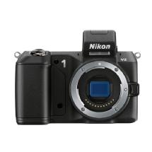 Nikon 1 V2 Mirrorless Digital Camera Body (Black)
