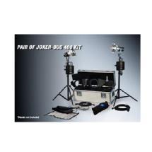 K 5600 Lighting Joker-Bug 400W HMI Pair of Light & Case Kit