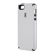 Speck CandyShell for iPhone 5 (White & Black)