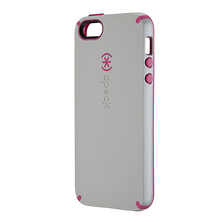 CandyShell for iPhone 5 - Grey & Pink Image 0