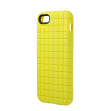 PixelSkin for iPhone 5 - Yellow Image 0