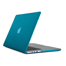 Speck 15in. SeeThru SATIN Case for MacBook Pro with Retina Display (Peacock)