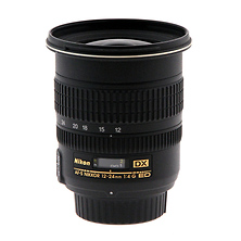 12-24mm f/4G IF-ED AF-S DX Zoom-Nikkor Lens - Open Box Image 0