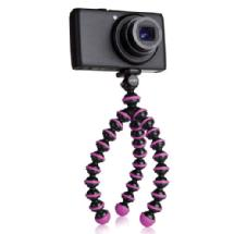 Joby Gorillapod Original Flexible Mini-Tripod (Black/Fuchsia)