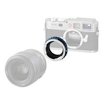 NovoFlex Lens Adapter for Nikon Lens to Leica M Camera
