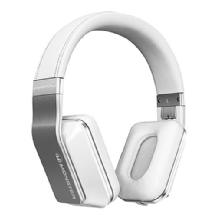 Monster Cable Inspiration Active Noise Cancelling Over-Ear Headphones (White)