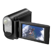 Sony Grip-Style LCD Unit for Action Camcorder