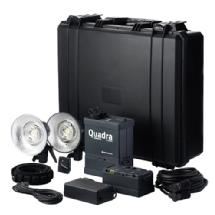 Elinchrom Ranger Quadra Hybrid RX Lead-Gel Battery 2-Light Pro A Kit