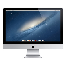 Apple 27 In. iMac Desktop 3.4GHZ Computer (1TB)