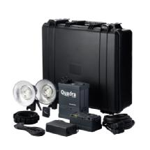 Elinchrom Ranger Quadra Hybrid RX Lead-Gel Battery 2-Light Pro S Kit