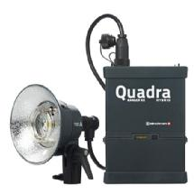 Elinchrom Ranger Quadra Hybrid RX Lead-Gel Battery 1-Light Standard S Kit