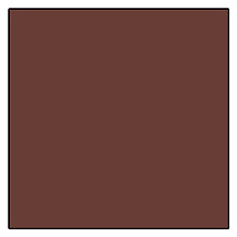 GAM Products GamColor 390 Walnut Gel Filter (20x24 In., Sheet)