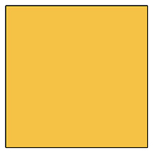 GAM Products GamColor 410 Yellow Gold Gel Filter (20x24 In., Sheet)