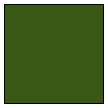 GAM Products GamColor 650 Grass Green Gel Filter (20x24 In., Sheet)