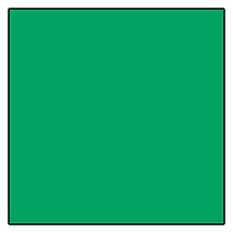 GAM Products GamColor 666 Wicked Green Gel Filter (20x24 In., Sheet)