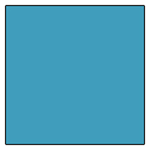 GAM Products GamColor 780 Shark Blue Gel Filter (20x24 In., Sheet)