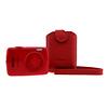 Nikon Coolpix S01 Digital Camera (Red)