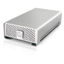 G-Technology G-RAID mini 2TB Dual-Drive Storage System (USB 3.0, Firewire 800)