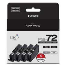 Canon PGI-72 3 Mono + 1 Color Pack