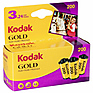GOLD 200/24EXP 35mm Color Film Roll 3Pack